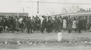Alabama civil rights movement: Selma to Montgomery march