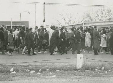 Alabama civil rights movement: Selma to Montgomery march