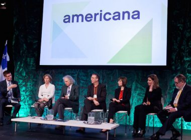Americana 2015: Acting on Climate Change \ Photo courtesy of Catherine Potvin