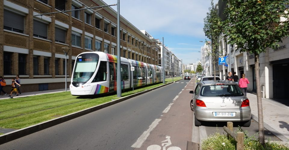 Climate fund would invest in transit (photo: Angers, France / Chris Winter)