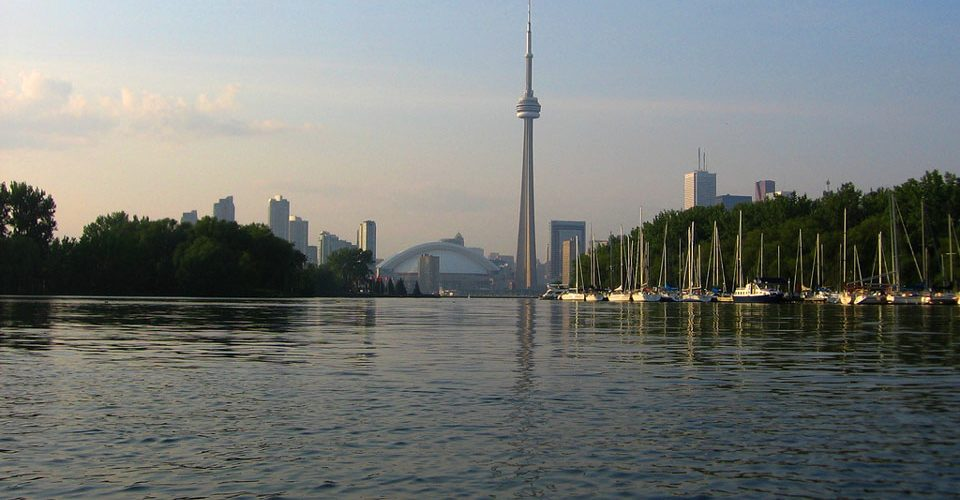 Toronto's waterfront