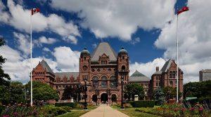 (Photo: Queen's Park, Toronto, Ontario)