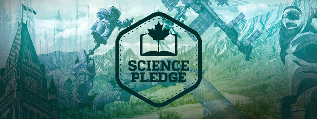 Evidence for Democracy: Science Pledge