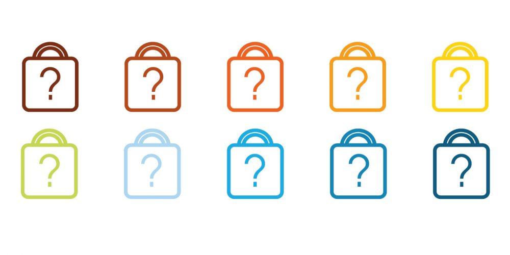 Quiz Bags \ Jonathan Barker