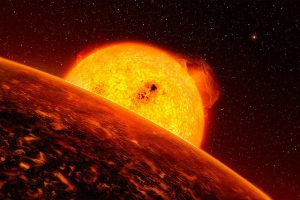 Does climate change inhibit extraterrestrial life from making contact?