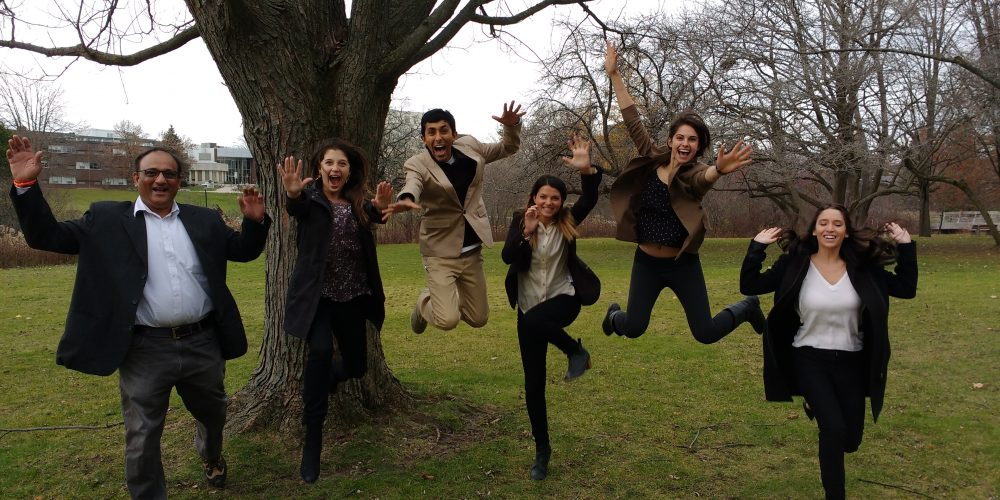 UW COP21 Students