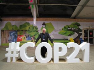Mark Terry at COP21