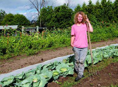 Ontario Greenbelt Farmer Kate Rogers