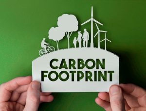 Small Steps to Reduce Your Carbon Footprint Can be One Giant Leap for Mankind by