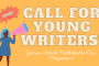 Get Your Voice Published – Call for Young Writers!